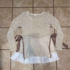 Anthropologie A'reve top size medium